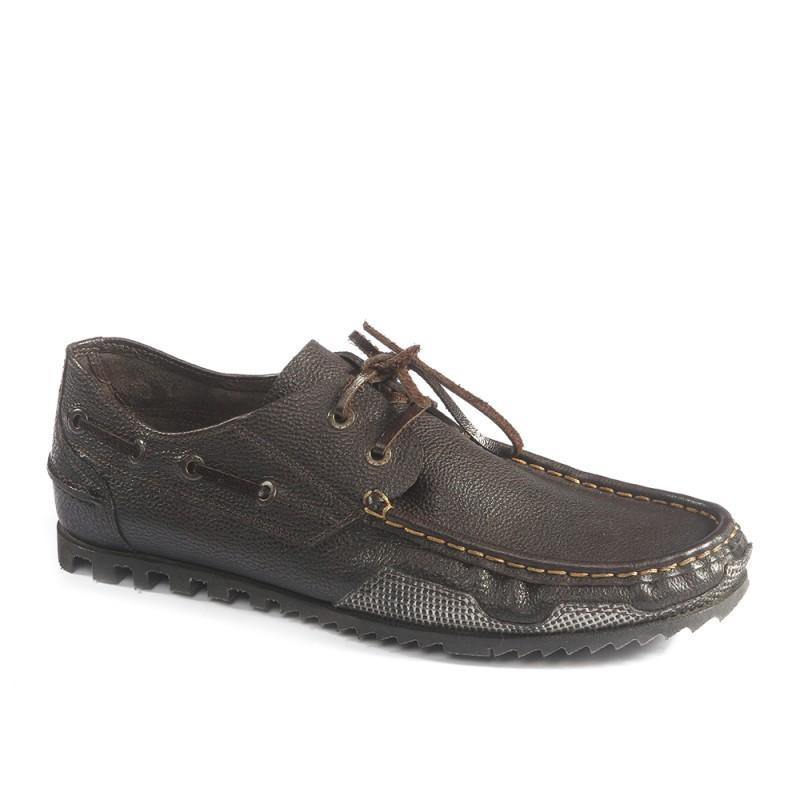 Mystic Kahve Erkek Ayakkabı