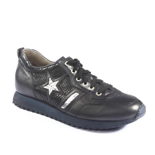 Mystic Siyah Erkek Ayakkabı