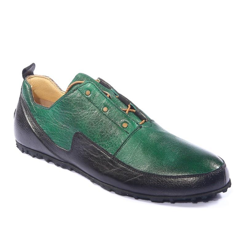 Mystic Erkek Yeşil Ayakkabı