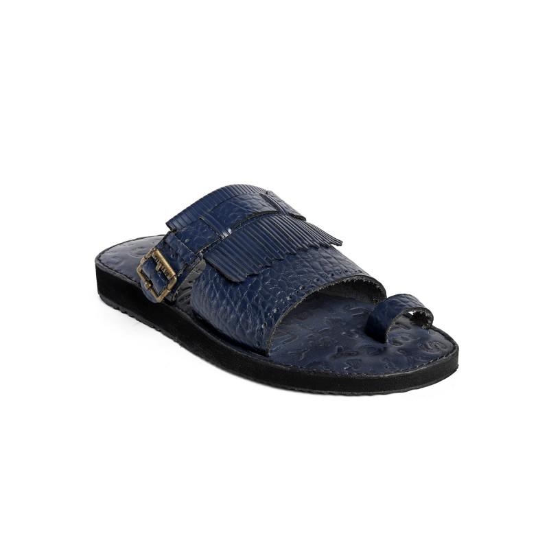 Mystic Lacivert Erkek Sandalet