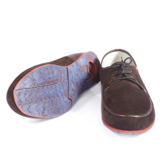 Mystic Kahverengi Süet Erkek Ayakkabı