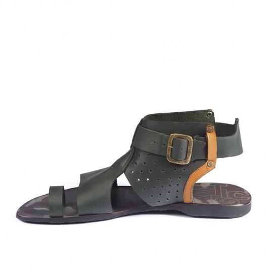 Mystic Yeşil Erkek Sandalet