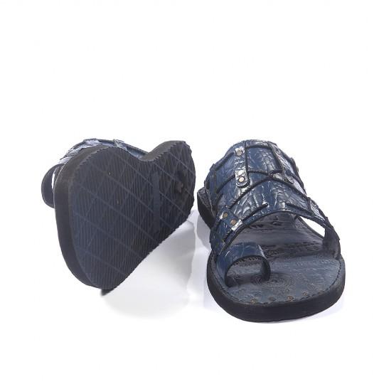 Mystic Erkek Lacivert Sandalet