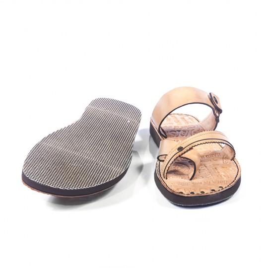 Mystic Erkek Bej Sandalet