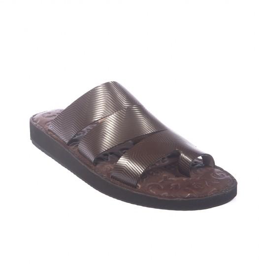 Mystic Erkek Kahverengi Sandalet
